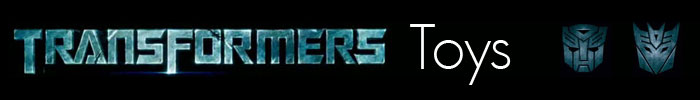 transformers toys banner