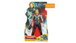 Thor movie toy